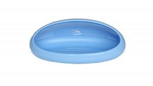Πλαστική ψωμιέρα VioletHome Γαλάζιο