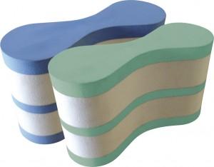 Αφρώδης μαξιλάρι πλεύσης ποδιών