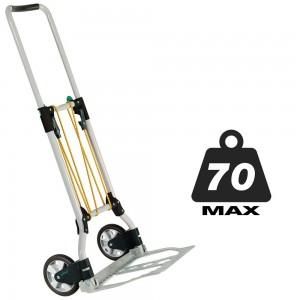 Καρότσι μεταφοράς αναδιπλούμενο Wolfcraft TS600 70kg Max