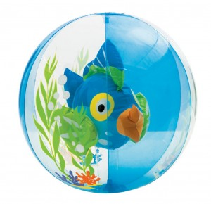 Φουσκωτή μπάλα Intex Aquarium Beach Ball Ø61cm - 58031