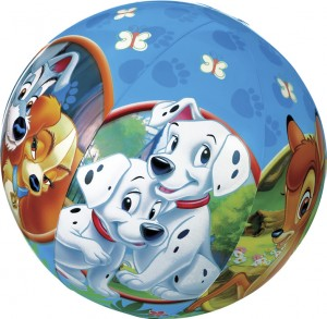 Φουσκωτή μπάλα Intex DISNEY Animal friends Ø61cm - 58035