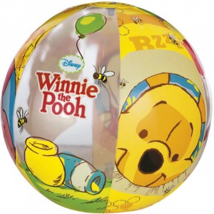 Φουσκωτή μπάλα Intex Disney Winnie the Pooh Ø61cm - 58056