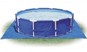 Υπόστρωμα πισίνας Intex Pool Ground Cloth