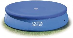 Προστατευτικό κάλυμμα πισίνας Intex Easy set pool cover Ø244cm