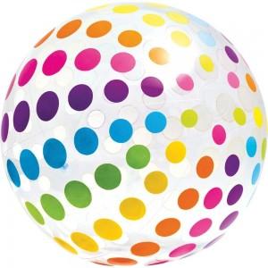 Φουσκωτή μπάλα Intex Jumbo Ball Ø107cm