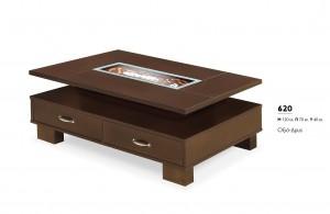 Τραπέζι σαλονιού 120x70cm No.620