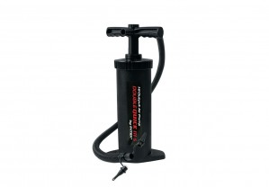 Intex Hi-Output Hand Pump Double Quick III Small 68605