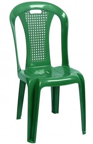 Στοιβαζόμενη πλαστική καρέκλα 710 ψάθα