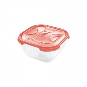 Δοχείο τροφίμων microwave Tontarelli Nuvola Square 2000ml