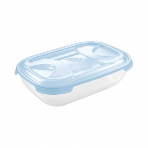 Δοχείο τροφίμων microwave Tontarelli Nuvola Rectangular 2000ml