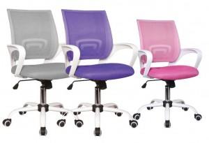 Εφηβική καρέκλα γραφείου BF2101-S με μεταλλικό πόδι