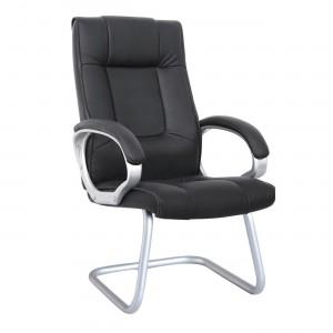 Πολυθρόνα Επισκέπτη BF6900V PU Μαύρο