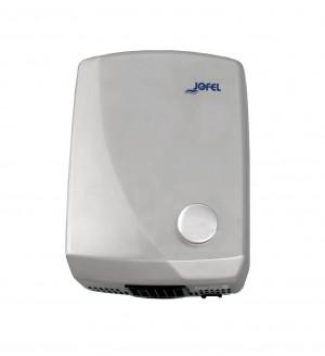 Μεταλλικός στεγνωτήρας χεριών Jofel Futura Satin inox AA15500