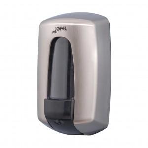 Πλαστική σαπουνοθήκη τοίχου Jofel Nickel plated ABS AC70800