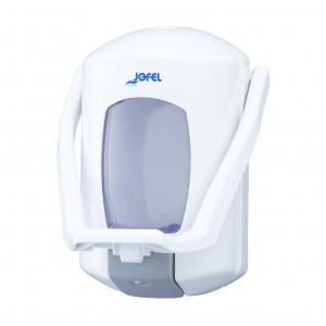 Πλαστική σαπουνοθήκη Jofel Aitana white AC75000