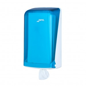 Πλαστική θήκη για ρολό Center pull Jofel Azur Blue AG33200