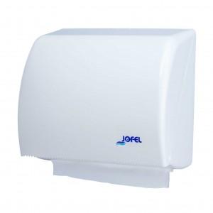 Πλαστική βάση ρολού κουζίνας Jofel Azur white AH45000