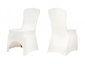 Κάλυμμα πολυτελείας για καρέκλες δεξιώσεων Strech Arzon