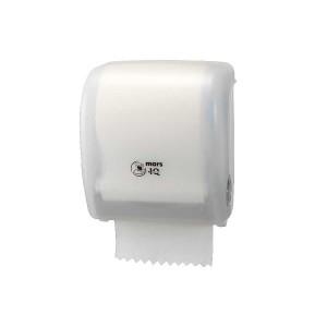 Συσκευή τροφοδοσίας χαρτιού με χειροκίνητο μηχανισμό βάση τοίχου Mars IQ Autocut White 173