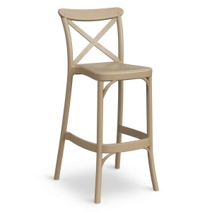Σκαμπό Bar Tilia Capri Bar Chair 65/75cm