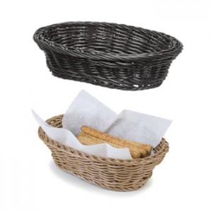 Οβάλ πλεκτό καλάθι ψωμιού Carlisle Oval woven Basket 23cm
