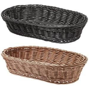 Οβαλ πλεκτό καλάθι ψωμιού Carlisle Oval woven Basket 30cm