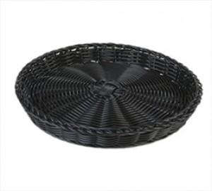 Στρογγυλό πλεκτό καλάθι ψωμιού Carlisle Round woven Basket 28cm