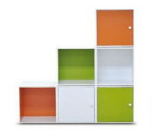 Κουτί 40x40cm Decon Cube σε 9 χρώματα