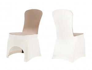 Κάλυμμα πολυτελείας για καρέκλες δεξιώσεων Strech Denis