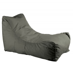 Ξαπλώστρα πουφ Lazy με αδιάβροχο ύφασμα