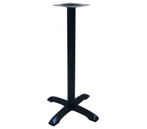 Μεταλλική βάση για τραπέζι ύψος μπαρ Kino Bar E0310