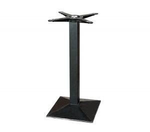 Μεταλλική βάση για τραπέζι ύψος μπαρ Πυραμίδα Bar E0732