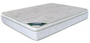 Στρώμα ύπνου Memory Foam με Pocket Springs με 3 ζώνες 160x200cm