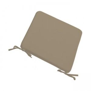 Μαξιλάρι Chair για κάθισμα 42x42cm σε χρώμα Cappuccino