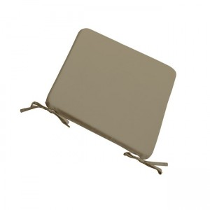 Μαξιλάρι Stool για κάθισμα 39x39cm σε χρώμα Cappuccino