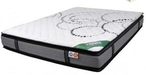 Στρώμα ύπνου Foam Pocket springs με ανώστρωμα και Foam περιμετρικά 160x200cm