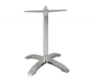 Βάση αλουμινίου για τραπέζι Ice τετράνυχη E232,11