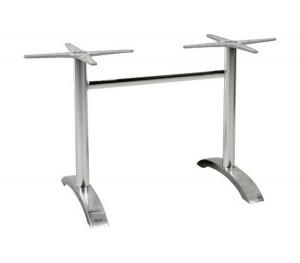 Βάση αλουμινίου για Μακρόστενο τραπέζι Ice Διπλή E233,11
