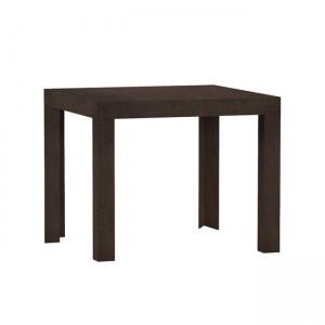 Τετράγωνο τραπέζι σαλονιού 55x55cm Decon Βένγκε