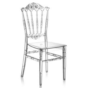 Καρέκλα για δεξιώσεις και γάμους Tilia Elite PC Διάφανο