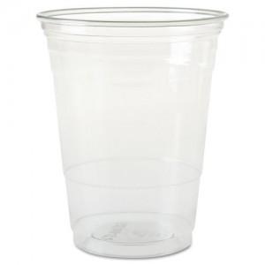 Πλαστικό ποτήρι μιας χρήσης PP 50τμχ - 350ml
