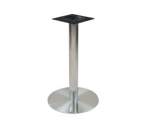 Μεταλλική βάση για τραπέζι Inox 304 Plasma EM677
