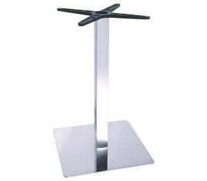 Μεταλλική βάση για τραπέζι Inox #304 Preston EM681