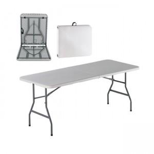 Πτυσσόμενο τραπέζι βαλίτσα Zita Catering fold ECO 180