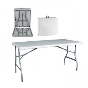 Πτυσσόμενο τραπέζι βαλίτσα Zita Catering fold 152