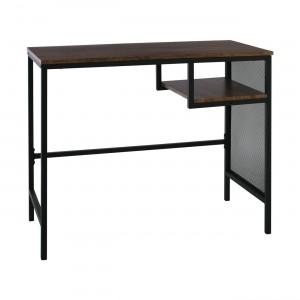 Γραφείο / Κονσόλα με μεταλλικό σκελετό 90x45cm