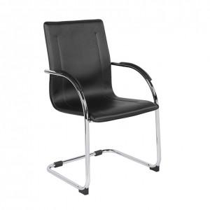 Κάθισμα αναμονής Omikron PVC Black