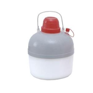 Κλασικό θερμός από φελιζόλ και επένδυση πλαστικού 5 λίτρων