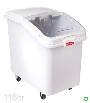 Δοχείο τροφίμων Rubbermaid ProSave Ingedient bin 116lt