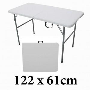Πτυσσόμενο τραπέζι βαλίτσα Milano 122